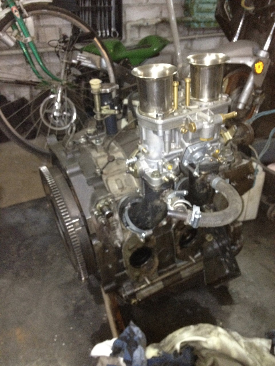 Роторный мотор. Готов к установке в ВАЗ