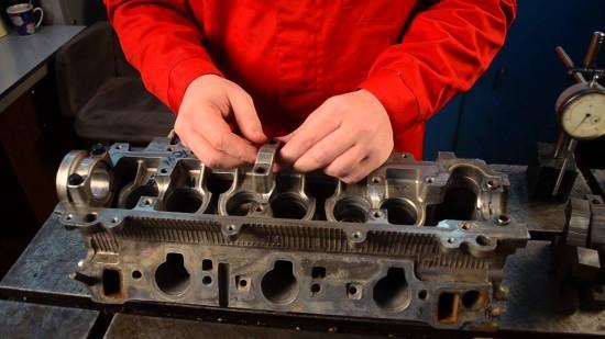 Перебор двигателя