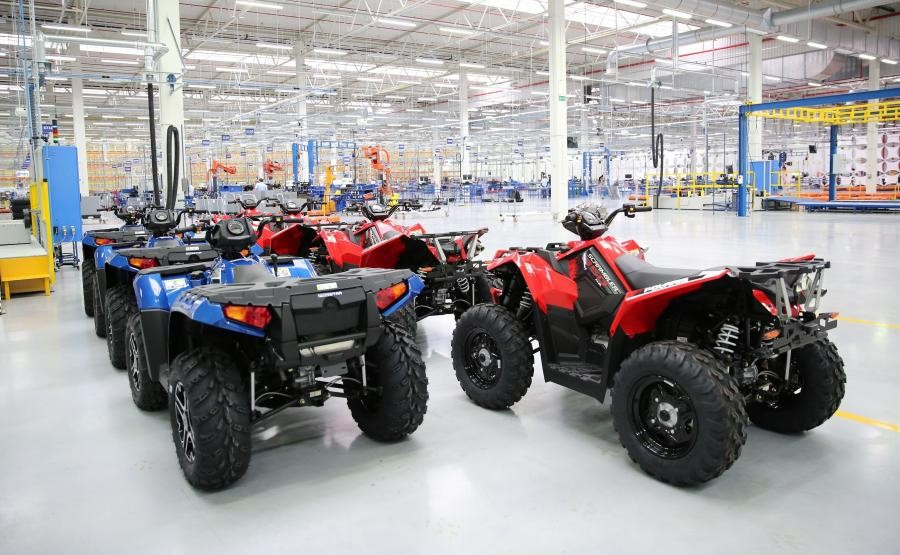 Завод Polaris Industries